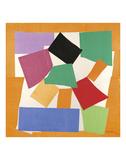 The Snail, 1953 Reproduction d'art par Henri Matisse