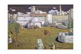 An Arab Town  1905