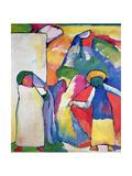 Improvisation No 6 (Africans)  1909