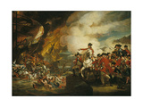 The Siege and Relief of Gibraltar  13 September 1782