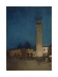 The Blue Night  Venice
