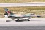 Venezuelan Air Force F-16 Taxiing at Natal Air Force Base  Brazil