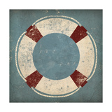 Nautical Buoy Blue