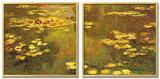 Pond of Waterlilies  1919