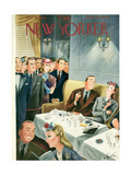The New Yorker Cover - October 21  1944