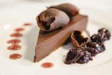 Tort at Alfies Restaurant  Jumeirah Emirates Towers Hotel  Dubai  Uae