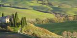 Italy  Tuscany  San Quirico Dorcia Il Belvedere House