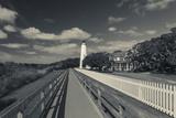 North Carolina  Cape Hatteras National Seashore  Ocracoke Lighthouse