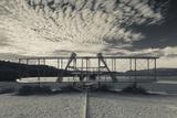 North Carolina, Kill Devil Hills, Wright Brothers National Memorial Papier Photo par Walter Bibikow