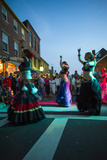 Massachusetts  Gloucester Downtown Block Party  Belly Dancers