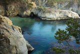 China Cove  Point Lobos Natural Reserve  Carmel  California  USA