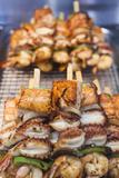 Australia  Sydney Fish Market  Prepared Seafood