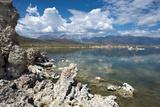 USA  California  Mono Lake and Tufa Towers from South Tufa Reserve