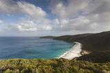 Southwest Australia  Denmark  Shelley Beach  Elevated View