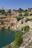 Australia  Burra  Former Copper Mining Town  Burra Mine Pit