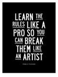 Learn The Rules Like a Pro