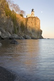 Minnesota  United States of America; Split Rock Lighthouse on the North Shores of Lake Superior