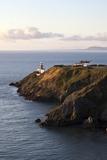 A Lighthouse on a Hill; Ireland
