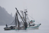 Commercial Seiner *Malamute Kid* Hauling