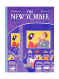 The New Yorker Cover - May 20  1991