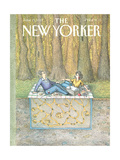 The New Yorker Cover - June 15  1992