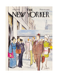 The New Yorker Cover - August 5  1974