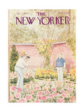 The New Yorker Cover - July 21  1980