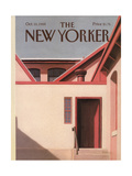 The New Yorker Cover - October 10  1988