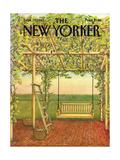 The New Yorker Cover - September 27  1982