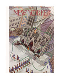 The New Yorker Cover - March 16  1935