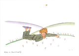 Le Petit Prince reveur