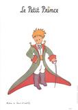 Petit Prince et la cape rouge