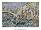 Rialto  Venice  1911