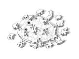 Puzzle - Cartoon