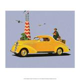 Studebaker Dictator  Vintage Car Advertising