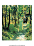 Marie in the Garden  1895
