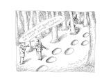Clown prints - Cartoon