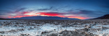 Sunset at the Badwater Basin