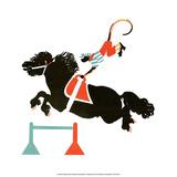 The Circus  Horse & Monkey Rider  1925
