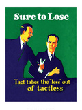 """Vintage Business Tact takes the """"less"""" out of Tactless"""