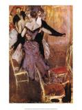 Dancing in Mauve  1922