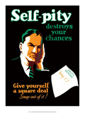 Vintage Business Self-Pity