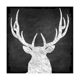 Chalkboard Elk