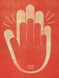 High Five Giclée par Dale Edwin Murray