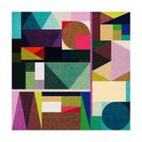 Colourful Day Giclée par Fimbis