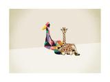 Giraffe - Walking Shadows