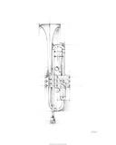 Trumpet Sketch