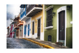 Old San Juan Street Charm I