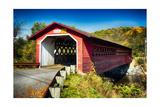 Bridge Over The Waloomsac River