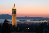 Berkeley University Clock Tower